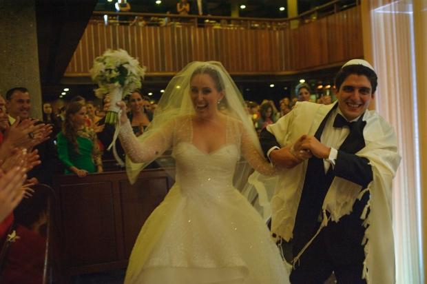 Naty and Salo happily married. 10, November 2012.
